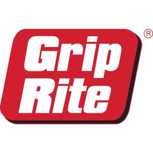 Grip-Rite  1 in. 18 Ga. Straight Strip  Brad Nails  Smooth Shank  1 pk