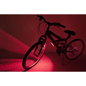 Brightz  GoBrightz  bike lights  LED Bicycle Light  ABS Plastics/Electronics  1 pk