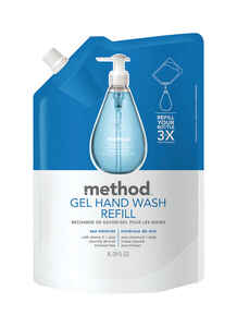 Method  Sea Mineral Scent Gel Hand Wash  32 oz.