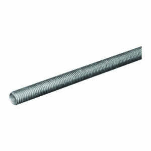 Boltmaster  5/16-18 in. Dia. x 36 in. L Steel  Threaded Rod