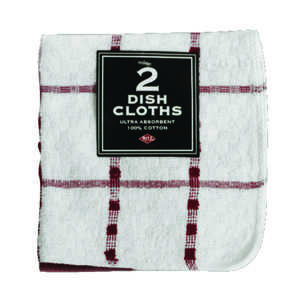Ritz  Paprika  Cotton  Dish Cloth  2