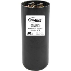 Perfect Aire ProAire 270-324 MFD 125 volt Round Start Capacitor