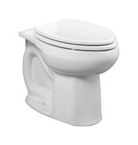 American Standard  Colony  Elongated  Toilet Bowl  1.6  White