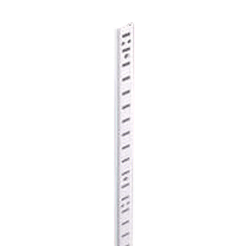 Knape & Vogt  Steel  Heavy Duty Shelf  Pilaster  24 in. L 250 lb.