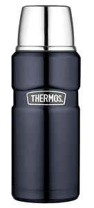 Thermos  Midnight Blue  Black  Stainless Steel  Insulated Carafe