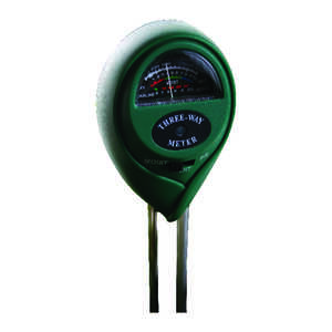 Hydrofarm  3-Way  Digital Moisture Meter