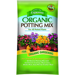 Espoma  Organic Potting Mix  16 qt.
