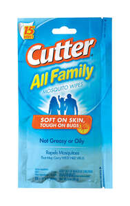 Cutter  All Family  Insect Repellent  Solid  For Mosquitoes 3 oz.