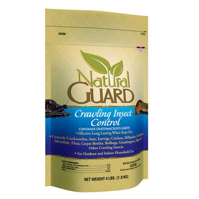Ferti-Lome Natural Guard Organic Dust Insect Killer 4 lb.