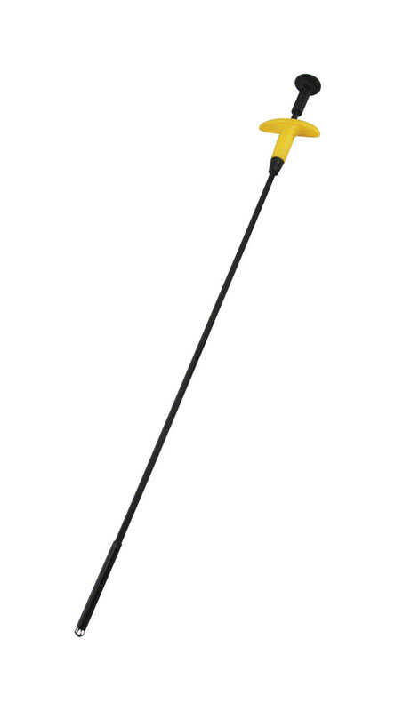 General Tools  24 in. Mechanical Pick-Up Tool  Steel  1 lb. pull Yellow
