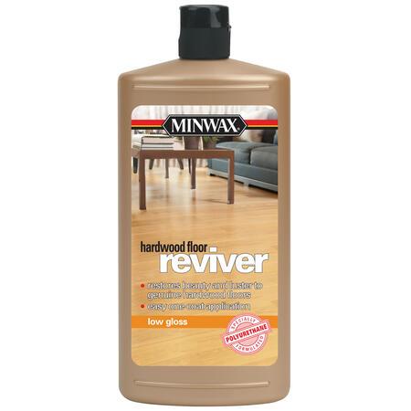 Minwax Low Gloss Hardwood Floor Reviver Liquid 32 Oz Ace Hardware
