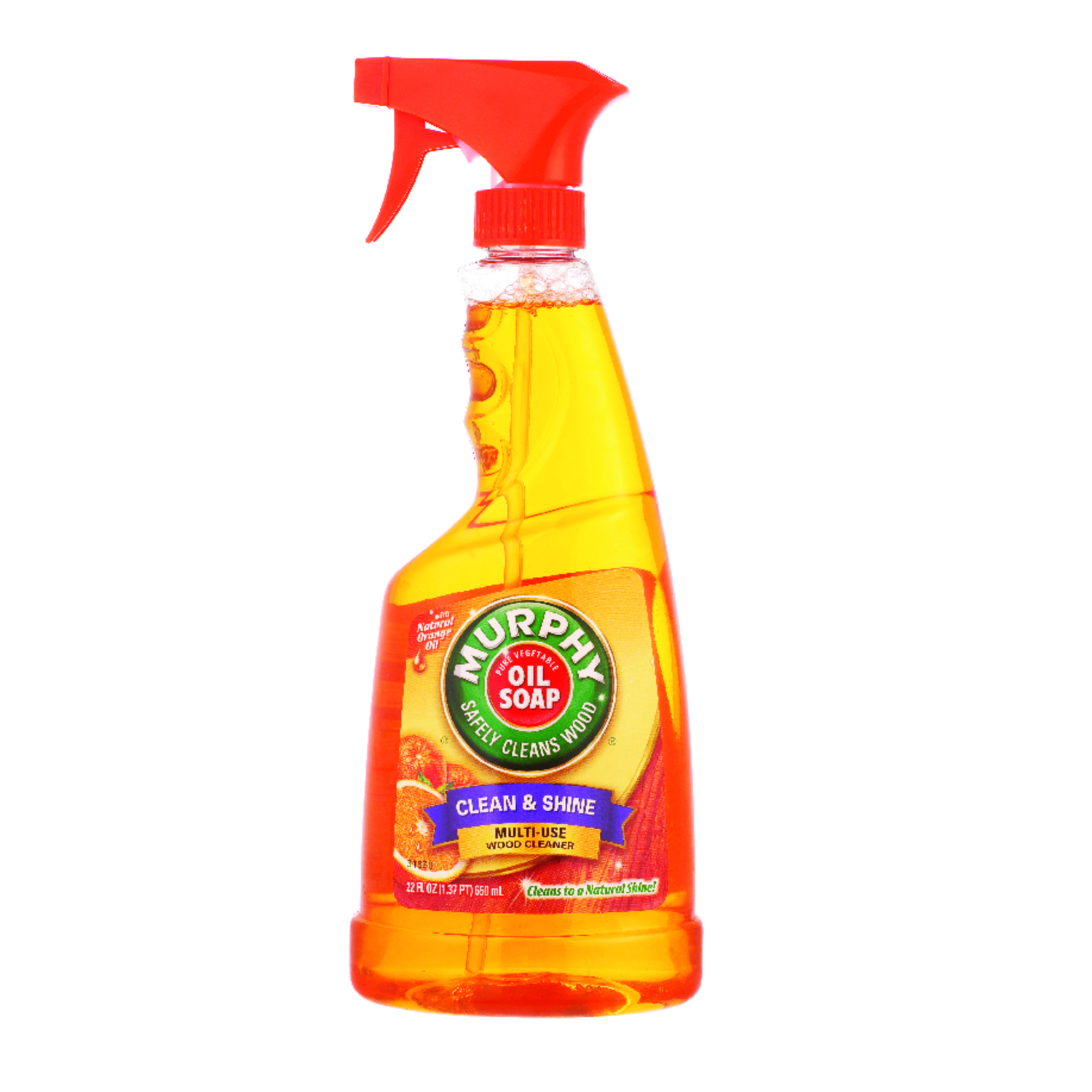 Murphy  Orange Scent Floor Cleaner  22 oz. Liquid