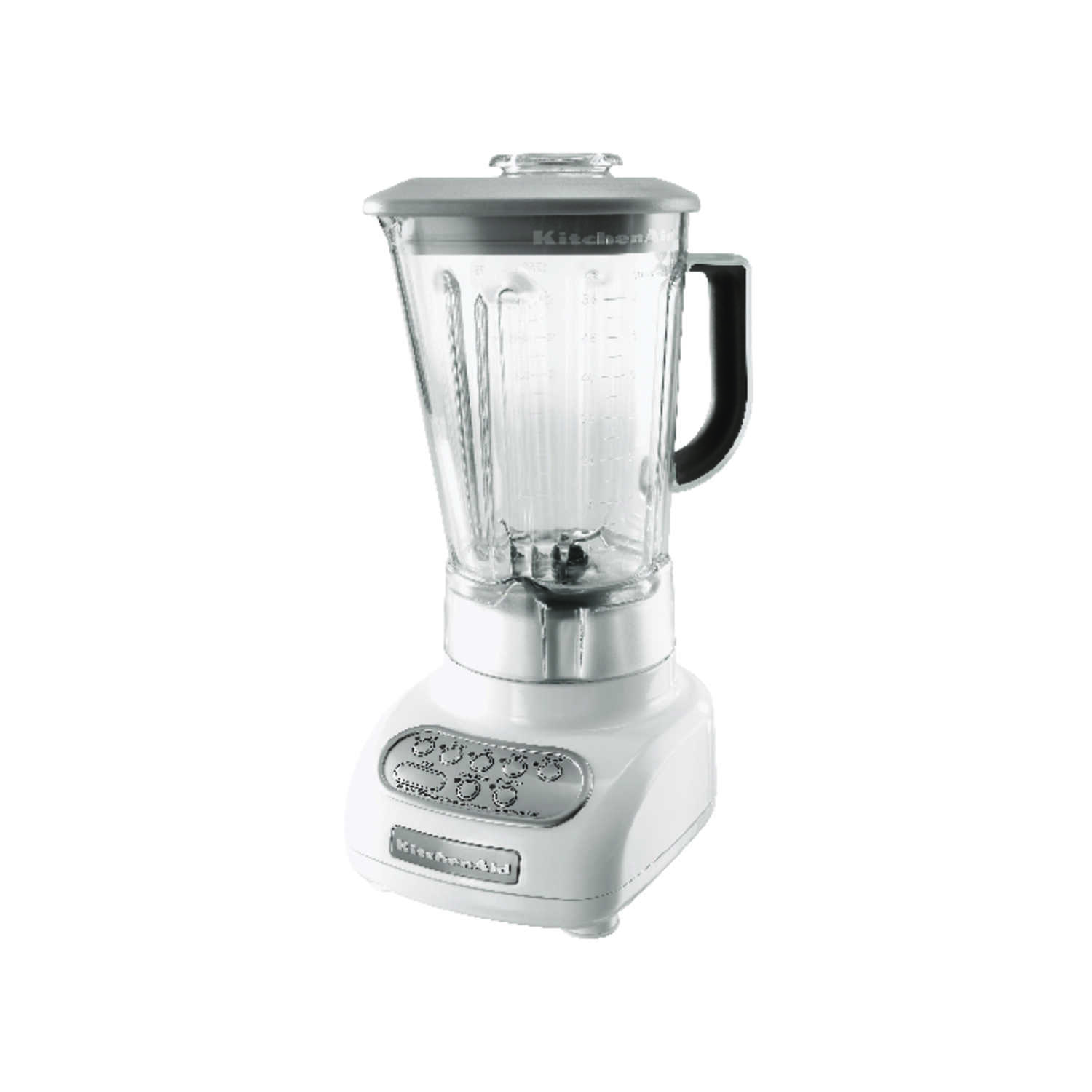 KitchenAid  Classic  White  Die Cast Metal  Blender  56 oz. 5 speed