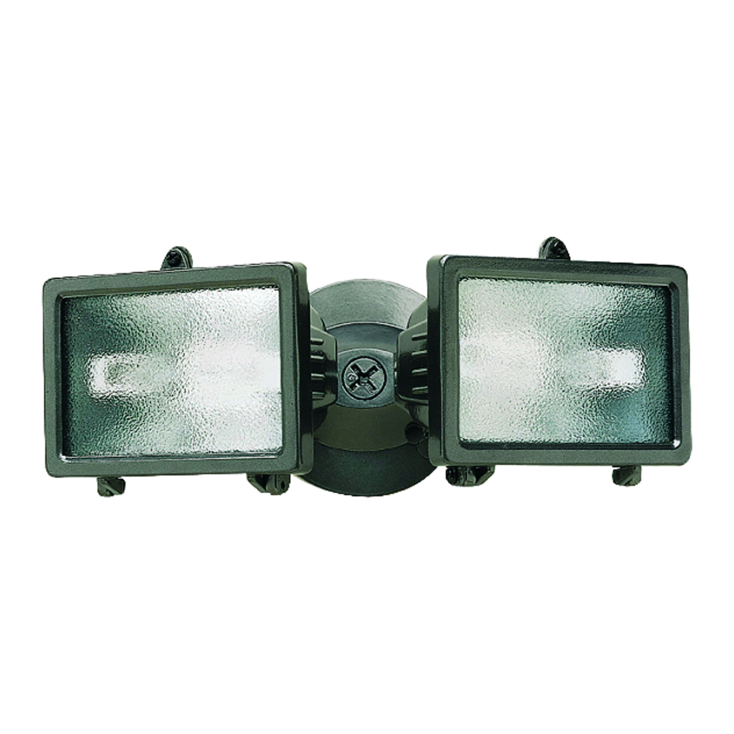 Heath Zenith  Switch  Halogen  1  Dual Floodlight  Hardwired