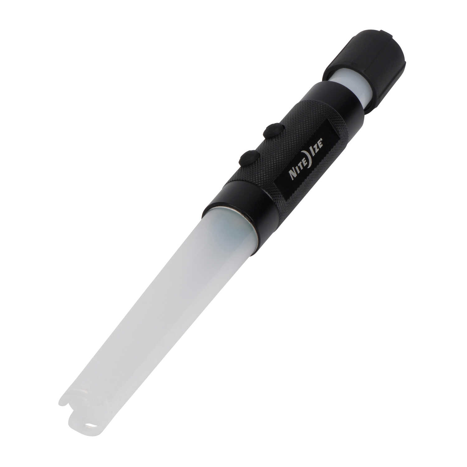 Nite Ize  3-in-1  60 lumens Black  LED  Flashstick  AA Battery