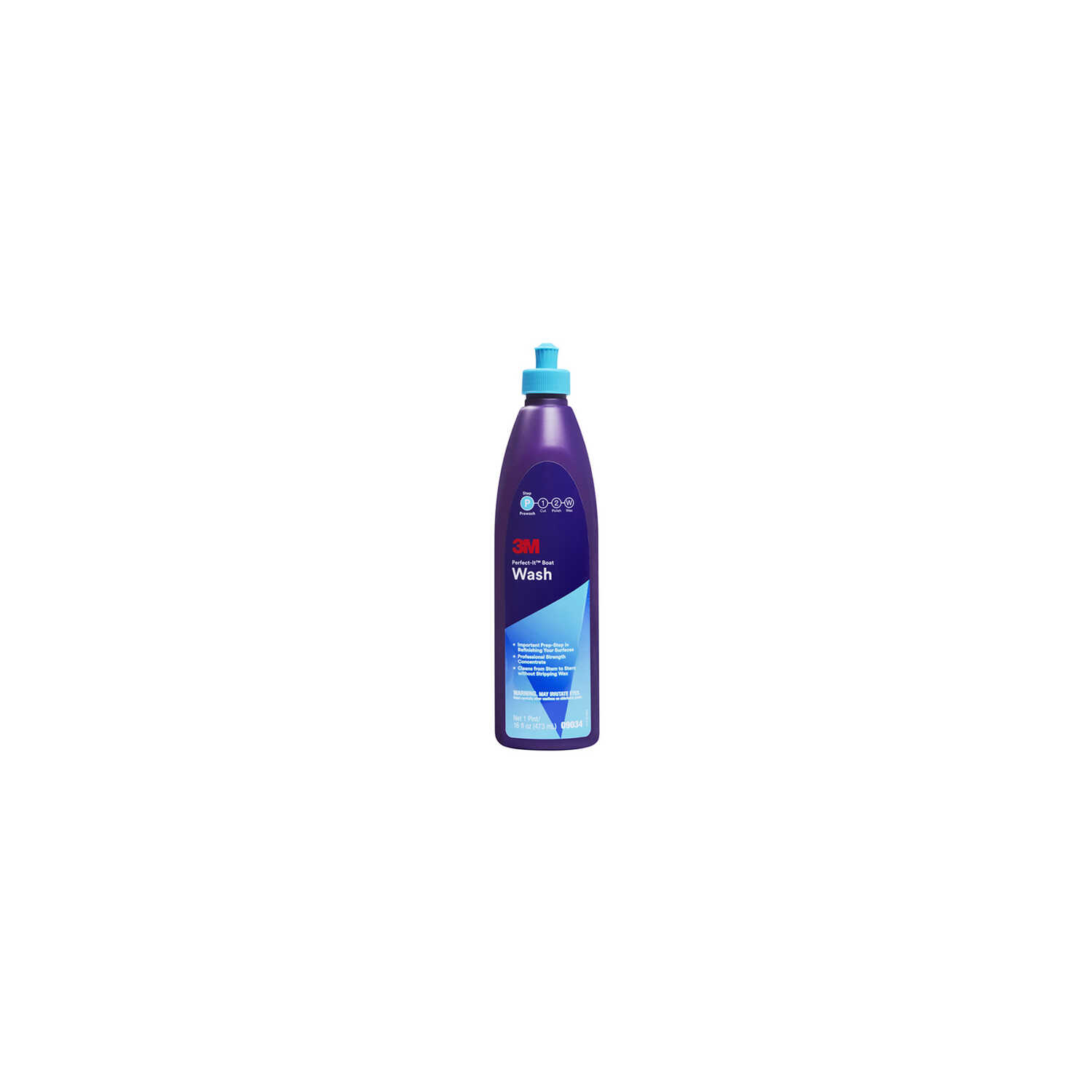 3M  Liquid  Cleaner/Polish