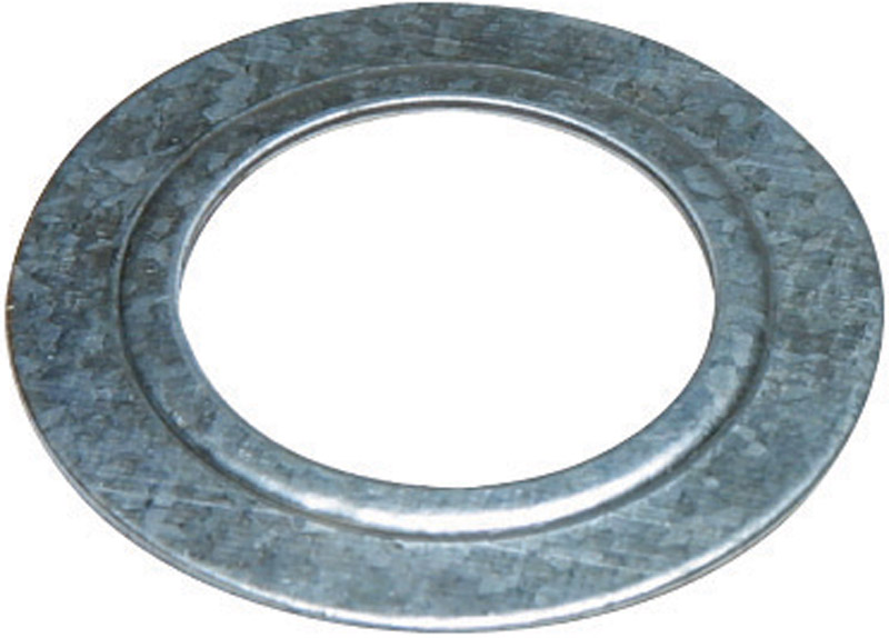 Sigma  1 to 3/4 in. Dia. Steel  Reducing Washer  For EMT 2 pk