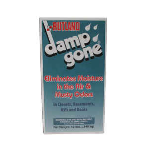 Rutland  Damp Gone  12 oz. No Scent Moisture Absorbent