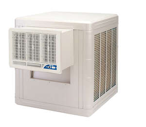 Brisa  1600 sq. ft. Portable Evaporative Cooler  5000 CFM