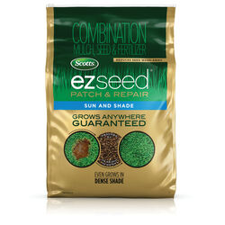 Scotts  EZ Seed Patch & Repair  Mixed  Sun/Shade  Seed, Mulch & Fertilizer  20 lb.