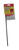 C.H. Hanson  15 in. Red  Marking Flags  Polyvinyl  10 pk