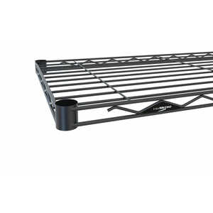 InterMetro  48 in. W x 1.5 in. H x 18 in. D 300 pounds  Open-Wire Shelf  Steel
