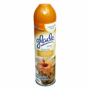 Glade  Hawaiian Breeze Scent Air Freshener  8 oz. Aerosol
