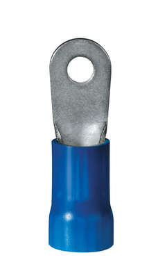 Ace Ring Terminal Blue 3 pk