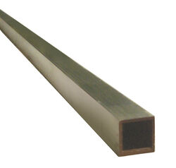 Boltmaster 3/4 in. Dia. x 3 ft. L Square Aluminum Tube