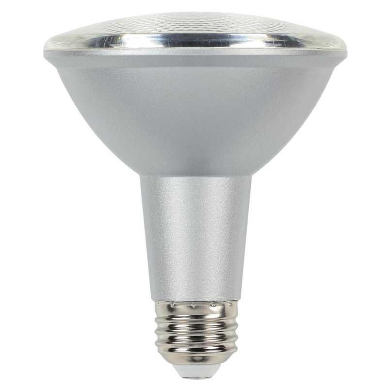 White Westinghouse 75 Par30 E26mediumLed Bright Watt Bulb OkX8Pnw0