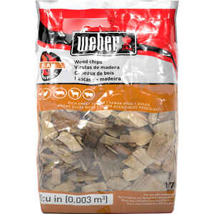 Weber  Firespice  Pecan  Wood Smoking Chips  192 cu. in.