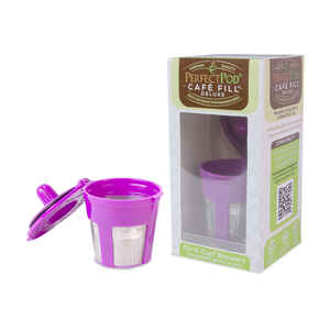 Perfect Pod  Eco-Fill 2.0  Plastic  Purple  Brewer Maintenance Kit