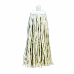 Home Plus  #10  Deck Mop Refill  4-Ply Cotton