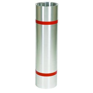 Amerimax  5.5 in. W x 50 ft. L Galvanized Steel  Roll Valley Flashing  Silver
