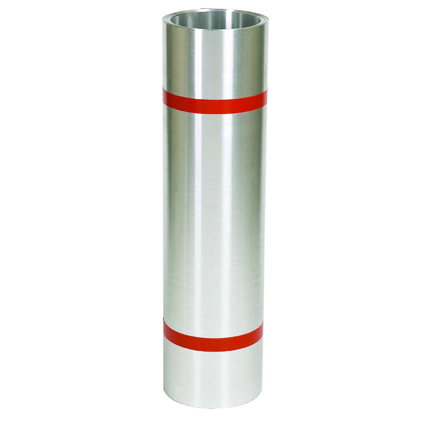 Amerimax  20 in. H x 5.5 in. W x 50 ft. L Silver  Galvanized Steel  Roll  Roll Valley Flashing