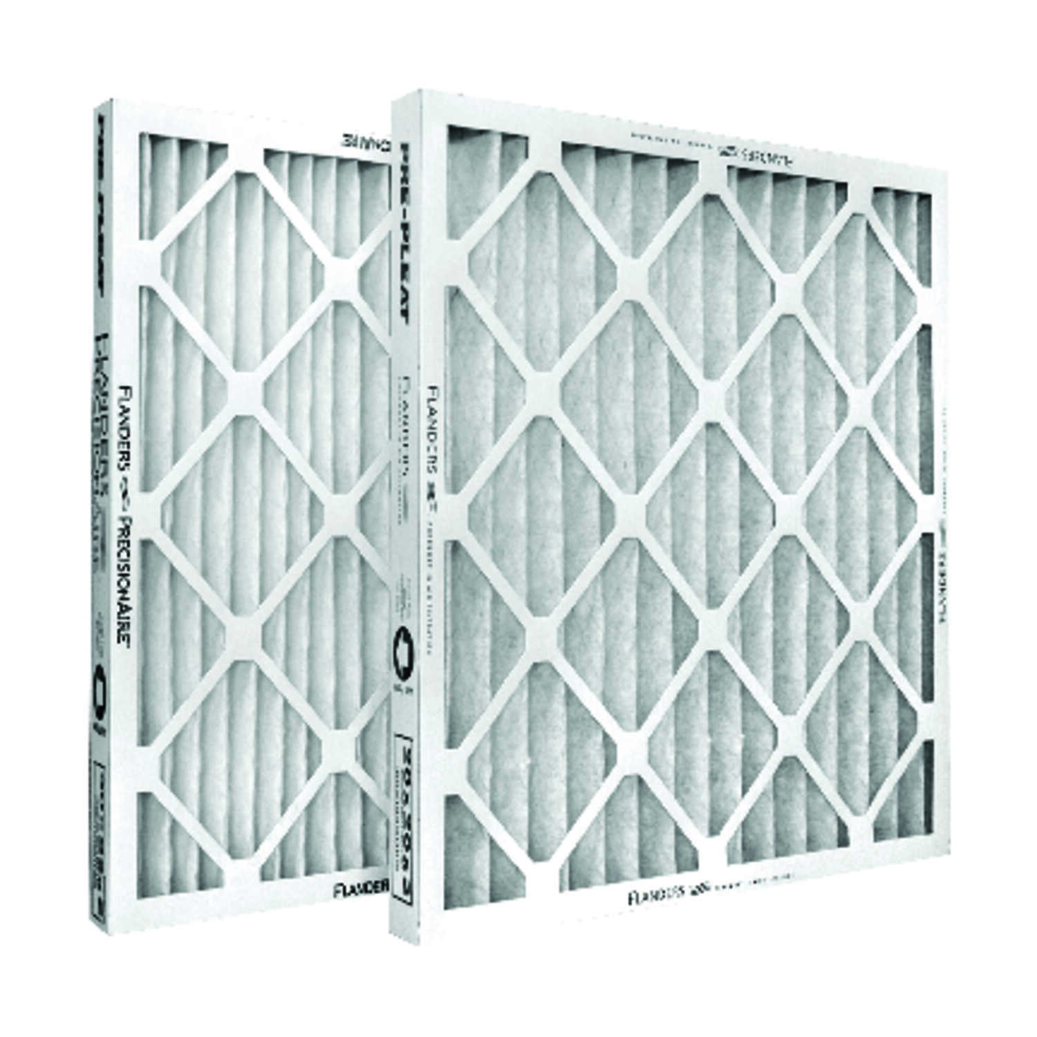 AAF Flanders  18 in. W x 14 in. H x 1 in. D 8 MERV Pleated Air Filter