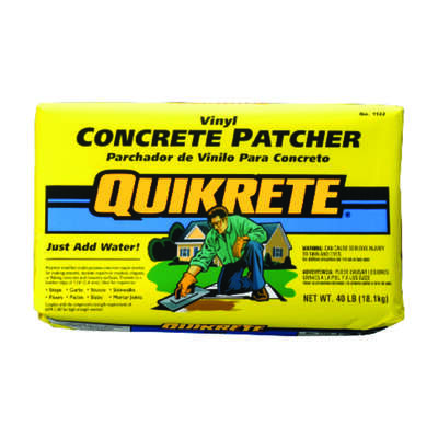 Quikrete  Concrete Patch and Repair  40 lb.