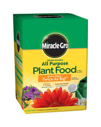 Miracle-Gro  All Purpose  Powder  Plant Food  3 lb.
