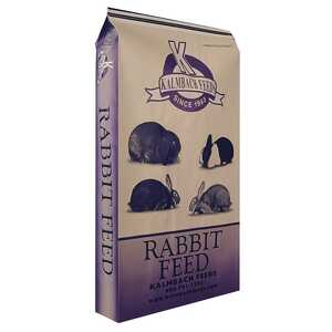Kalmbach Feeds  Pellets  Rabbit  Optum Gold Feed  20 lb.