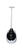 Korky  Beehive Max  Toilet Plunger with Holder  16 in. L x 6 in. Dia.