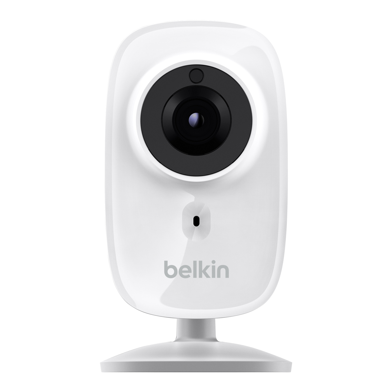 Belkin  NetCam  Indoor  White  Wi-Fi Security Camera
