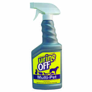 Urine Off  No Scent Pet Stain and Odor Remover  16 oz. Liquid