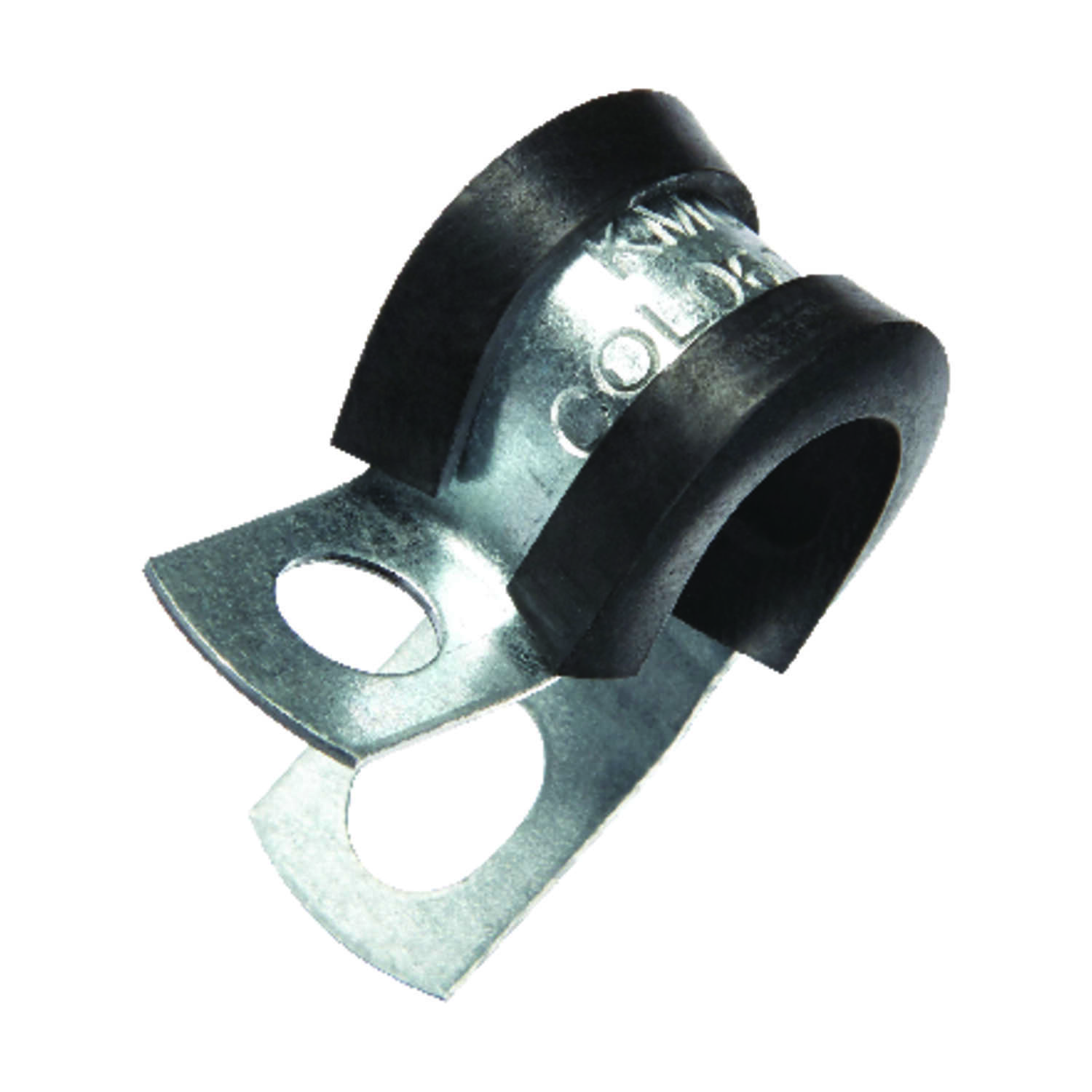 Jandorf  Steel  3/8 in. Dia. 2 pk Cushion Clamp