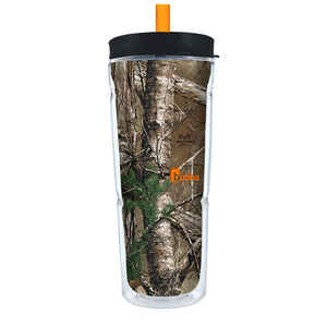 Bubba Brands  Black  Plastic  Camoflauge  24 oz. Water Bottle