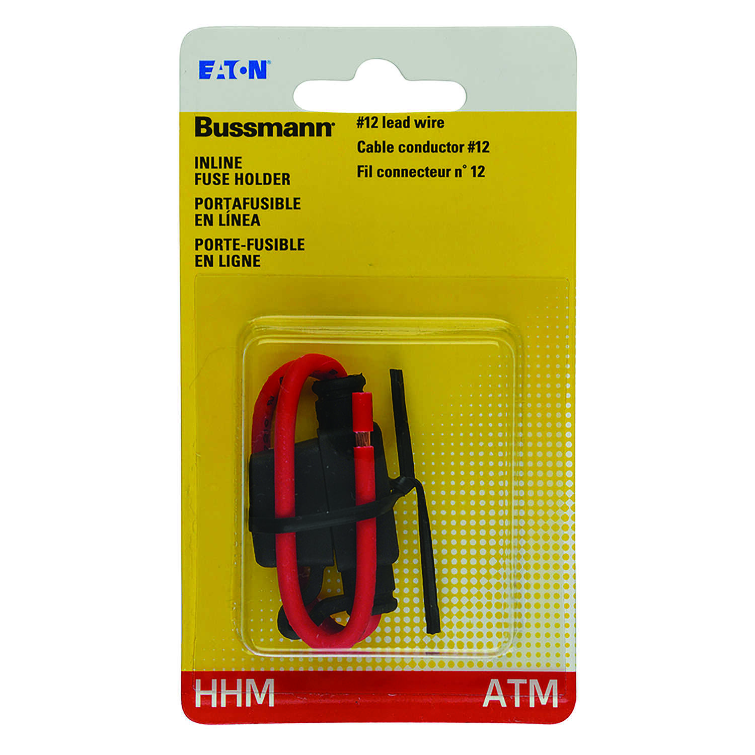 Bussmann 30 amps ATC In-Line Fuse Holder 1 pk - Ace Hardware