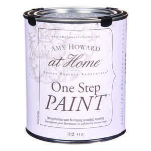 Amy Howard at Home  Flat Chalky Finish  Bauhaus  Latex  One Step Paint  32 oz.