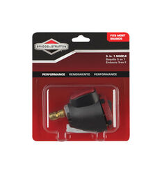 Briggs & Stratton  3200 psi 5-In-1 Selectable Spray Nozzle