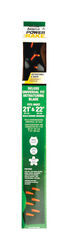 Arnold  PowerRake  21 in. Dethatching  Mower Blade  For Walk-Behind Mowers 1 pk