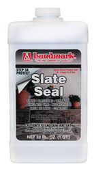 Lundmark  Commercial and Residential  Crystal Clear Slate  Slate Seal  1 qt.