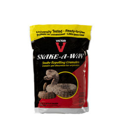 Victor Snake-A-Way Animal Repellent Granules For Snakes 4 lb.